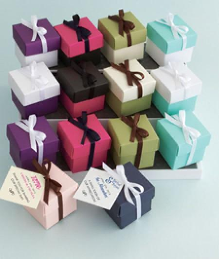 Candy packages for guests