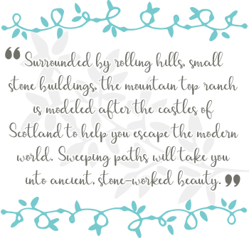 Country castle quote