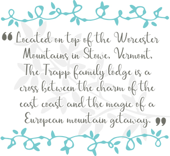 Mountain top wedding quote